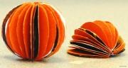 Accordian - Orange Circle