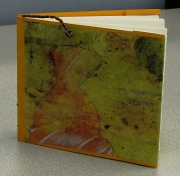 Citrasolve Cover with Bead Bookmark