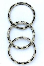 Bracelet Block Stitch 01