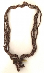 Necklace - Crocheted 03