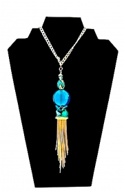 Necklace - Tassels 01