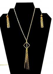 Set - Necklace &  Earrings 02