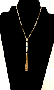 Necklace -Tassels 07
