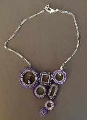 Necklace Brickstitch 01
