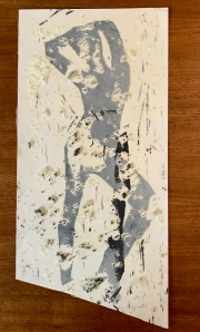 Person Print - Gray Lady  02