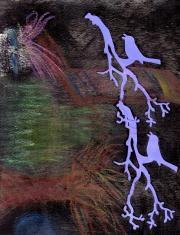 Birds on Limb 01