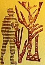 Man and Tree